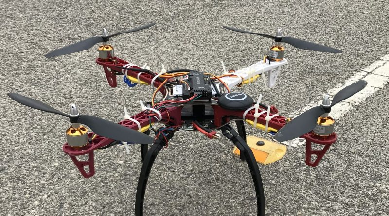 DIY Quadcopter Drone – Embedded Makers